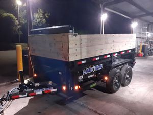 Dump trailer for Sale in Powder Springs, GA