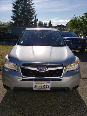 2014 Subaru Forester AWD for Sale in Lake Stevens, WA