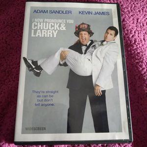 CHUCK & LARRY (DVD) for Sale in Phoenix, AZ