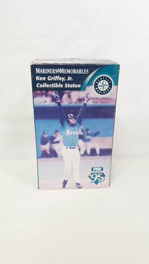 Seattle Mariners Ken Griffey Jr. Collectible Statue (758312-13) for Sale in Tacoma, WA