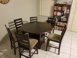 Tall kitchen table for Sale in Miramar, FL