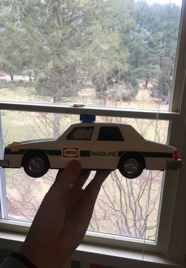 Old Hess collectible car