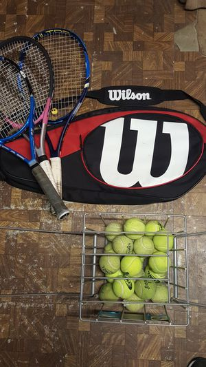 Wilson & Head Tennis Equipment for Sale in Moreno Valley, CA