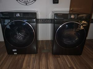 Samsung electric washer and dryer set for Sale in Wendell, NC