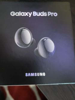 Samsung Galaxy Buds Pro, BRAND NEW NEVER OPENED for Sale in Pawtucket,  RI
