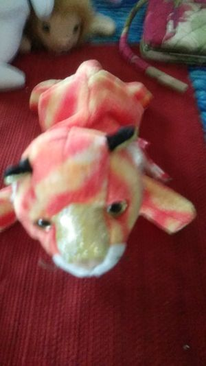 TY Tiger beanie baby zodiac collection 2000 for Sale in Pflugerville, TX