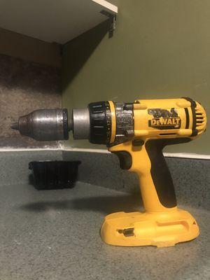DeWalt hammer drill 18v (TOOL ONLY) for Sale in Renton, WA