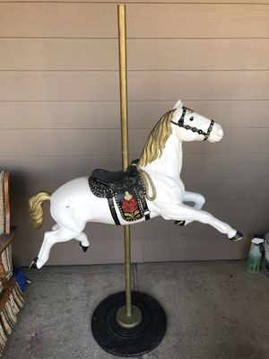 Carousel Horse Statue for Sale in Combine, TX
