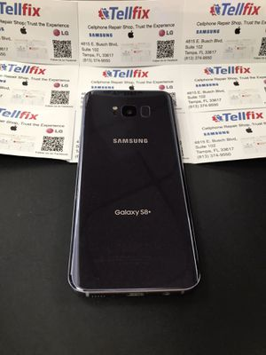 Samsung Galaxy S8 Plus 📱 Factory Unlocked ☑️ for Sale in Tampa, FL