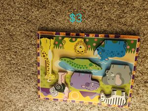 Puzzles for sale. $2 each for Sale in Sunnyvale, CA