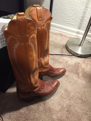 Justin's women's boots size 8 (style 293) for Sale in Mesa, AZ
