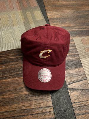 Brand new Cleveland Cavaliers strap back hat for Sale in Celina, OH