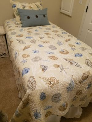 Two double pillow top twins for Sale in Punta Gorda, FL