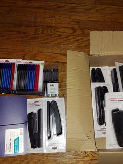 Pens/staplers Free for Sale in Dallas,  TX