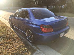 2005 Subaru Impreza WRX for Sale in Loganville, GA