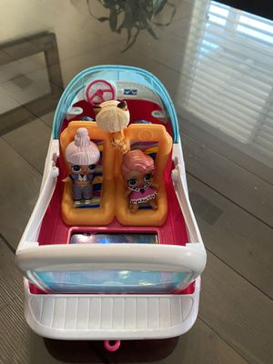 Lol Dolls with Pet and boat. for Sale in Victorville, CA