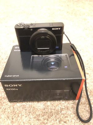Sony RX100 VI 21.0 Megapixel Digital Camera - Black for Sale in Brentwood, NC