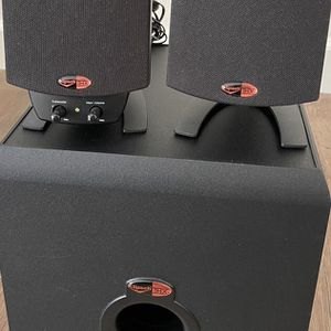 Klipsch THX Promedia 2.1 for Sale in Daly City, CA