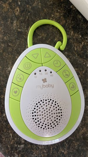 My baby Portable Sound Machine for babies/kids for Sale in Clear Lake, WA