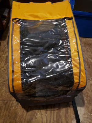 SCHWINN RASCAL BIKE PET TRAILER, ORANGE for Sale in Lithia Springs, GA