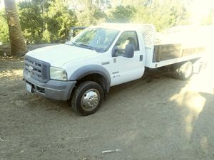 2005 Ford F450 Diesel Work Truck for Sale in Wildomar, CA