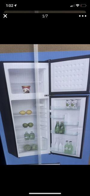 New refrigerator/freezer New in box New in box refrigerators / freezer Factory sealed new in box refrigerator/freezer 7.5 cu. ft. Top-Freezer Refrige for Sale in Fresno, CA