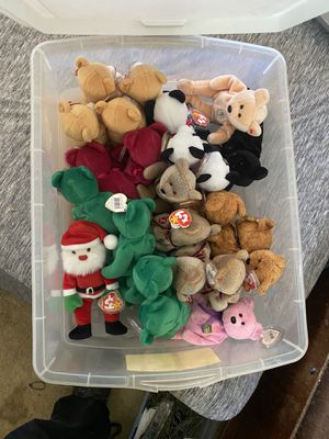 Beanie Babies for Sale in Oakland, CA