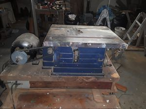 Craftsman table saw for Sale in Rockland, MA