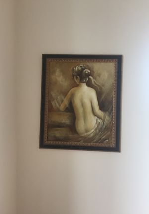 Oil painting on canvas for Sale in Dallas, TX