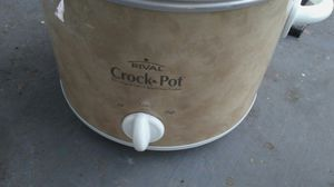 Crock Pot for Sale in San Antonio, TX
