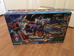 Trendmaster Transformers Voltron die-cast action figures for Sale in Chapel Hill, NC