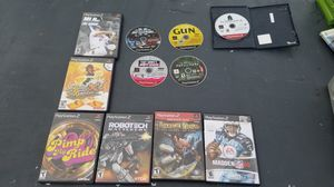 $40 for all Ps2 PlayStation games for Sale in Houston, TX