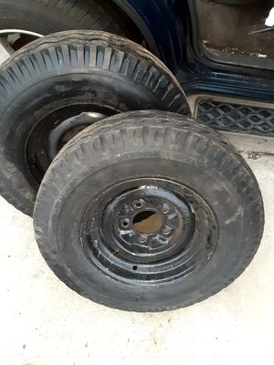 Trailer tires for Sale in Poway, CA