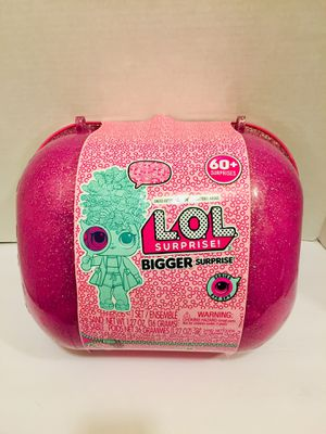 New! LOL Limited Bigger Surprises 60 plus Surprises for Sale in Henderson, NV