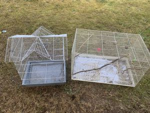 Blue bird cage for Sale in Boring, OR