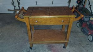 Kitchen Island Cart for Sale in Hillsboro, OR