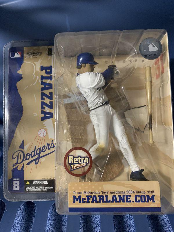 McFarlane MLB figures Piazza & Glaus
