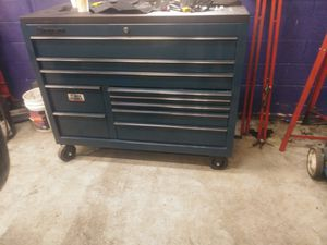 Snap on tool box for Sale in Denver, CO
