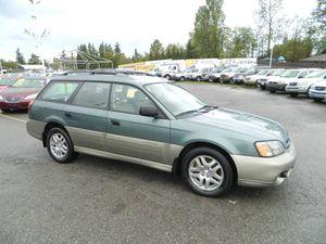 2002 Subaru Legacy Wagon for Sale in Lynnwood, WA