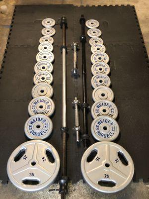 Standard weight set for Sale in Ruston, WA