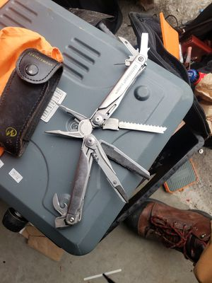 Leatherman for Sale in Sarcoxie, MO