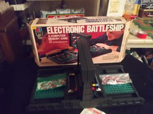 Electronic launching and exploding. Lights and sounds Battleship game. for Sale in Rio Rancho, NM