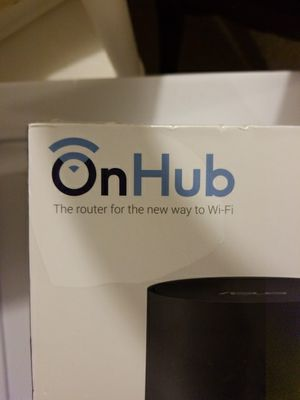 Google Asus OnHub WI-FI for Sale in Rockville, MD
