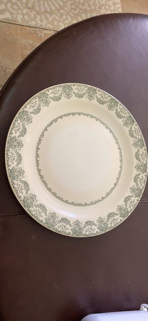 Antique royal China plate for Sale in Anaheim, CA