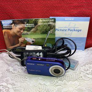 Sony Camera Cyber shot 100 for Sale in Battle Ground, WA