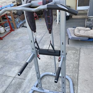 Pull Up, Push Up And Dip Stand By Bowflex for Sale in Anaheim, CA