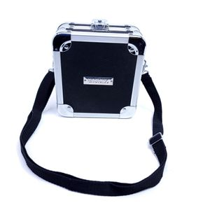 Vaultz CD Holder Hard Case, Portable, with shoulder strap. Pre owned, $15 for Sale in Seattle, WA