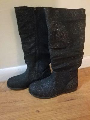 Little girls boots size 3 grade school age for Sale in Corbin, KY