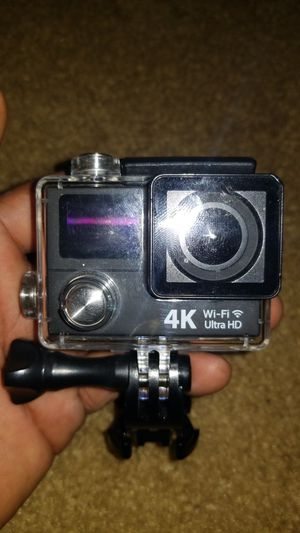 4k wifi ultra hd action camera gopro for Sale in Bellmawr, NJ