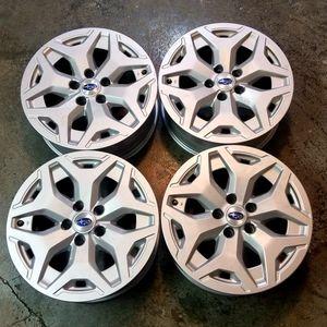 Subaru 17 Inch Wheels Rims OEM for Sale in SeaTac, WA